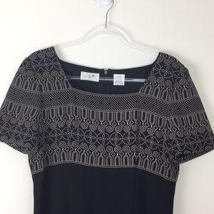 Liz Claibourne Dress Full Length Size 8